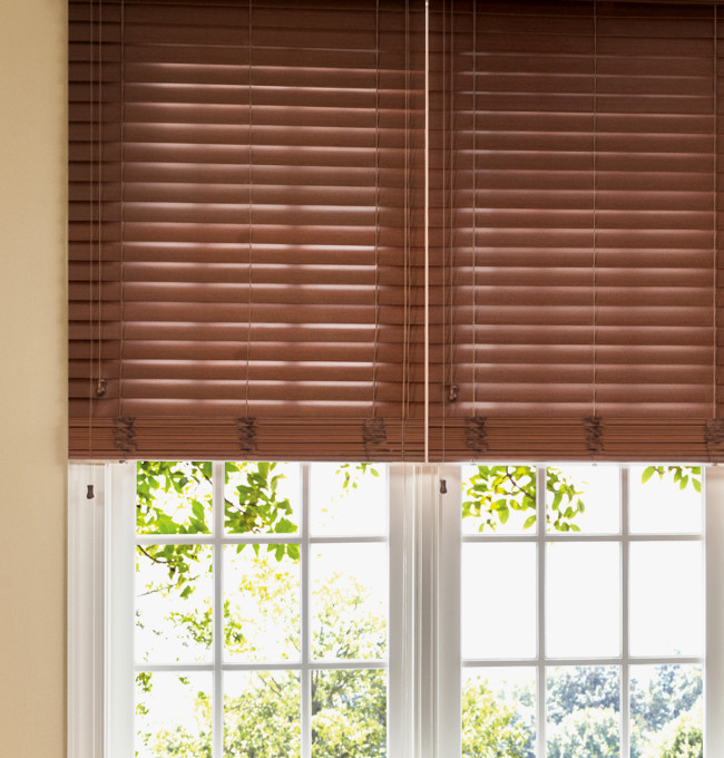 faux wood blinds oakville