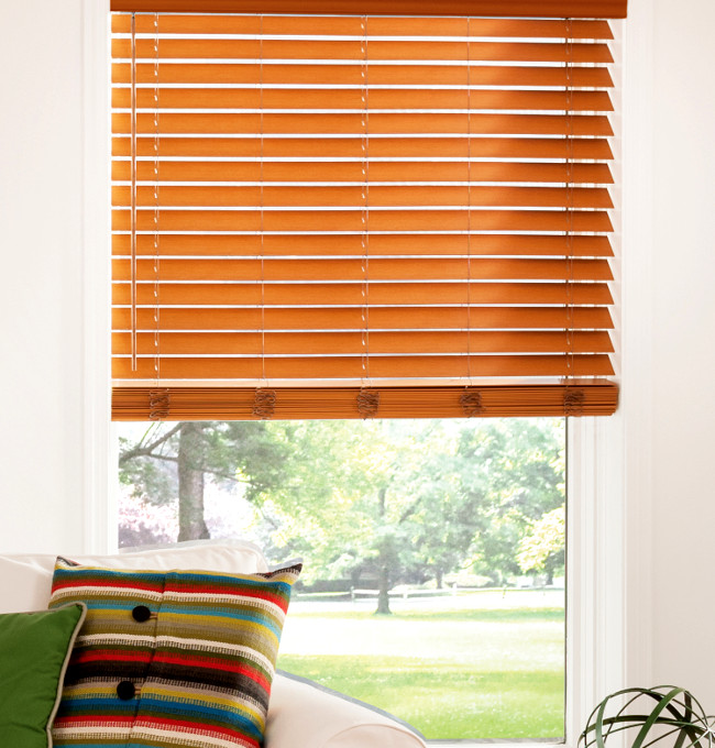 faux wood blinds toronto