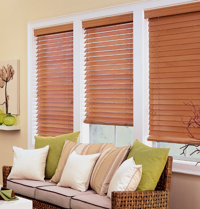 wood blinds toronto
